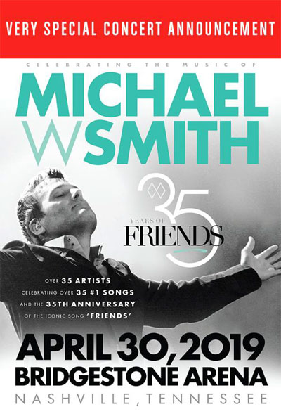 35 Years of Friends: Celebrating The Music of MWS Event
