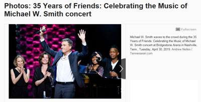 35 Years of Friends: Celebrating The Music of MWS Concert