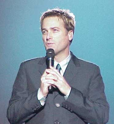 Michael W Smith Christmastime Concert 2002 Photo