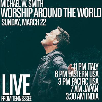 MWS Worship Concert 03/22/2020