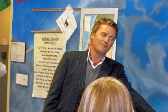 Michael W. Smith Meet and Greet