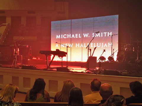 Michael W Smith A New Hallelujah Concert 2009 Photo