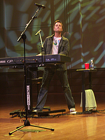 Michael W Smith Stand Concert 2007 Photo