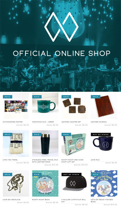 MWS Store Sale 2020